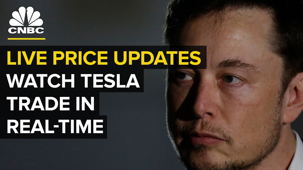 LIVE: Tesla price updates: Watch the stock trade in real-time — Friday, Sept. 28 2018