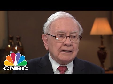 warren buffett berkshire hathaway chairman and ceo talks about his 2017 annual letter to shareholders where the oracle of omaha explained his buying