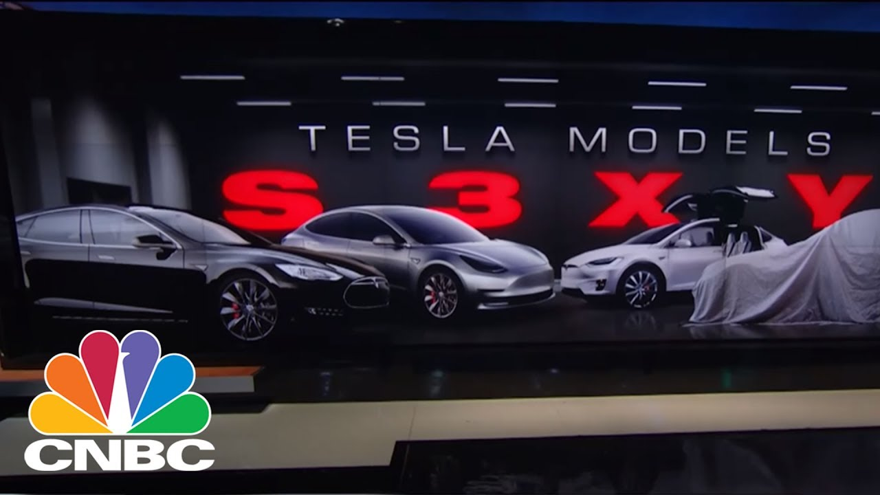 Model 3 Could Be The First To Bring Electric Cars To Mass Market: Autoline   CNBC