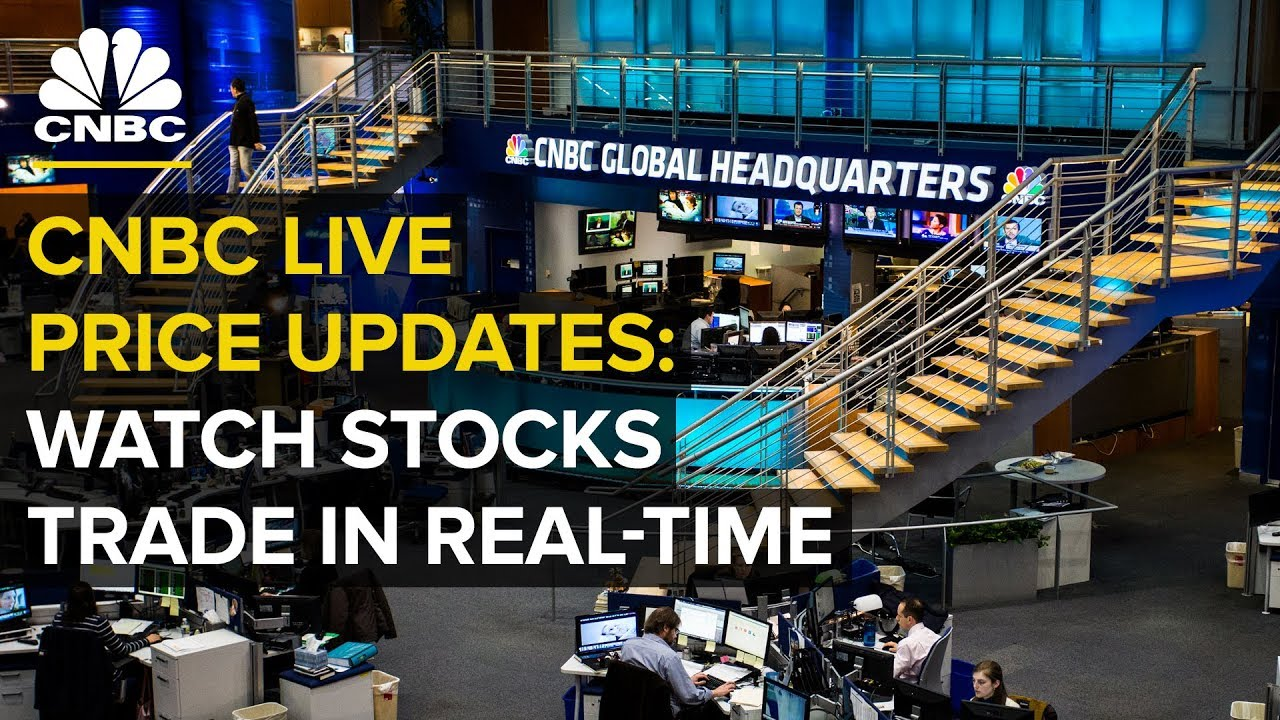 CNBC live price updates: Watch stocks trade in real-time — Friday, Oct. 12 2018