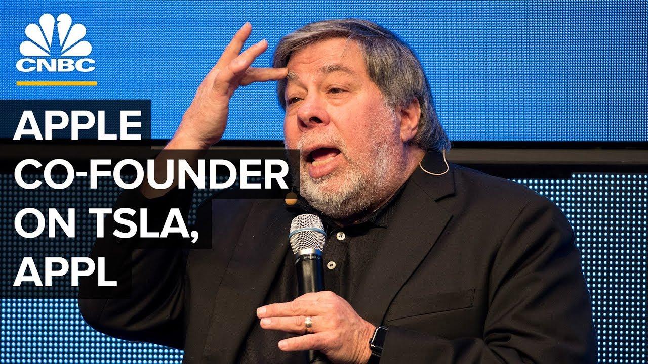 Apple Co-Founder Steve Wozniak Doesn't Track APPL