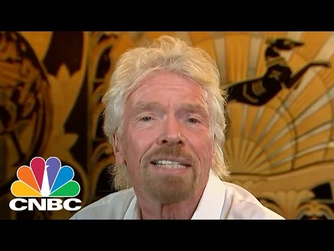 Richard Branson: Donald Trump Not The Right Person To Lead US | Power Lunch | CNBC