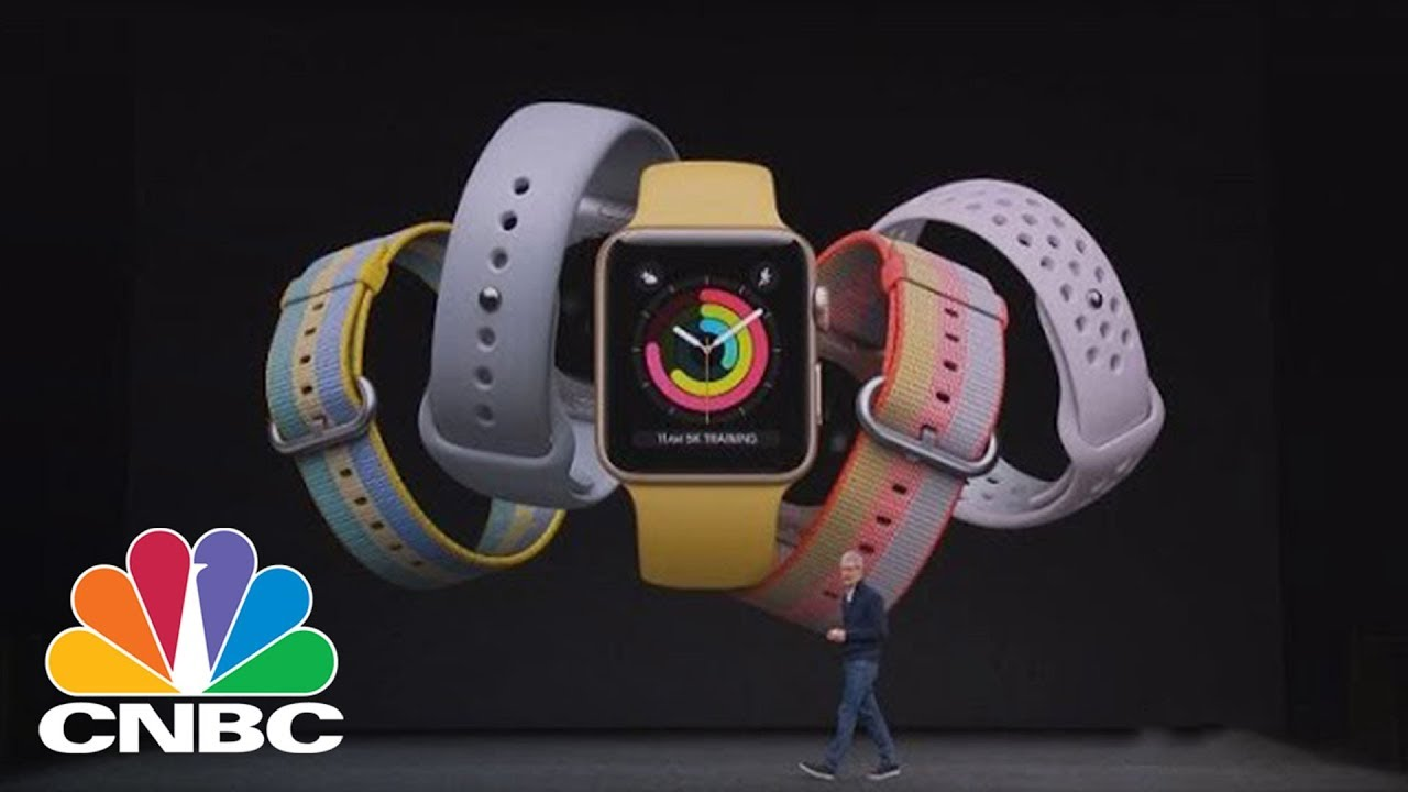 Tim Cook: Apple Watch Is Now The Number One Watch In The World | CNBC