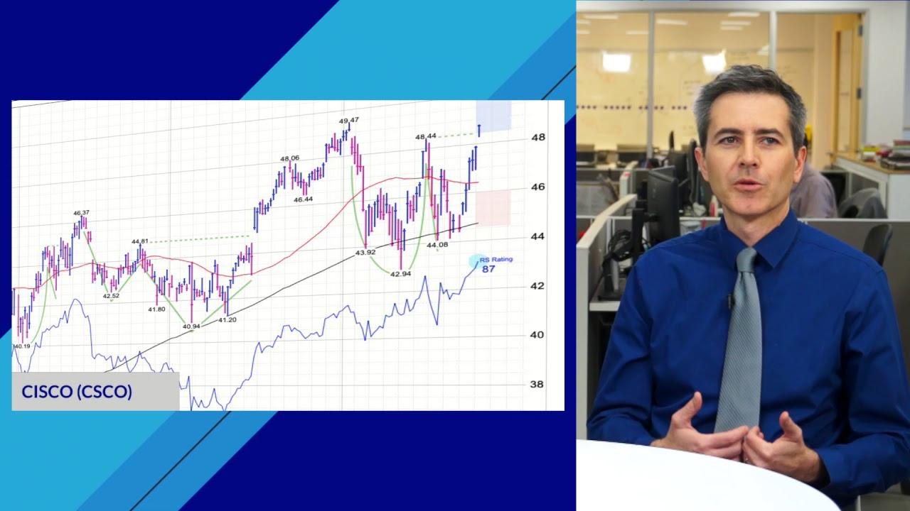 Stocks rally on China trade truce; Microsoft, Visa, Cisco, Tesla test buy points