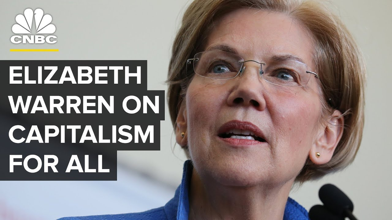 Sen. Elizabeth Warren On Trump, Making Capitalism Work For All