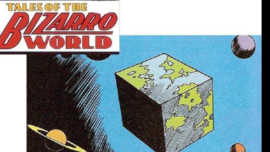 Investing in The Bizarro World