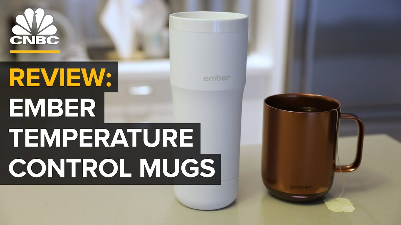 Reviewing The Nick Jonas Backed Ember Smart Mug