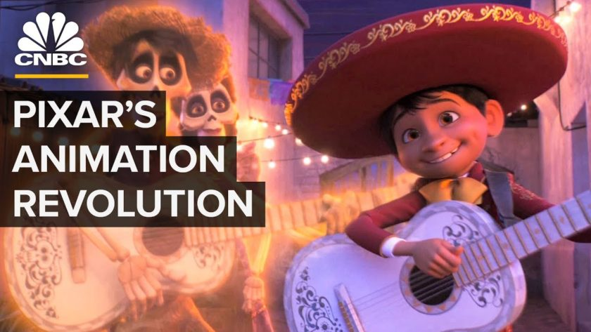 How Pixar Revolutionized Animation