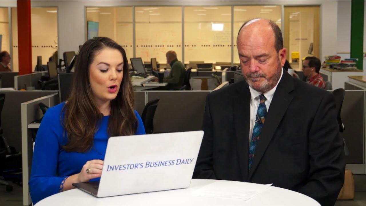 Amazon Weighs On Tech; Merck Leads Dow Jones Rally