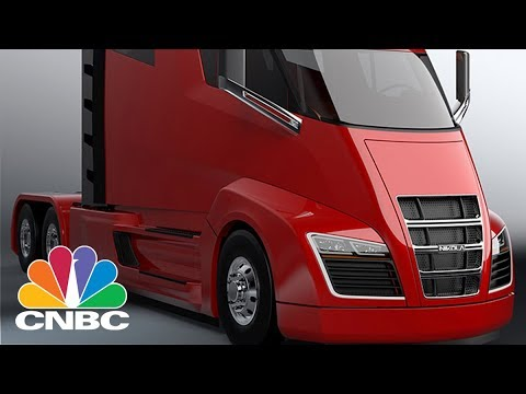 UPS Just Made The Largest Pre-Order Of Tesla Semi Trucks | CNBC