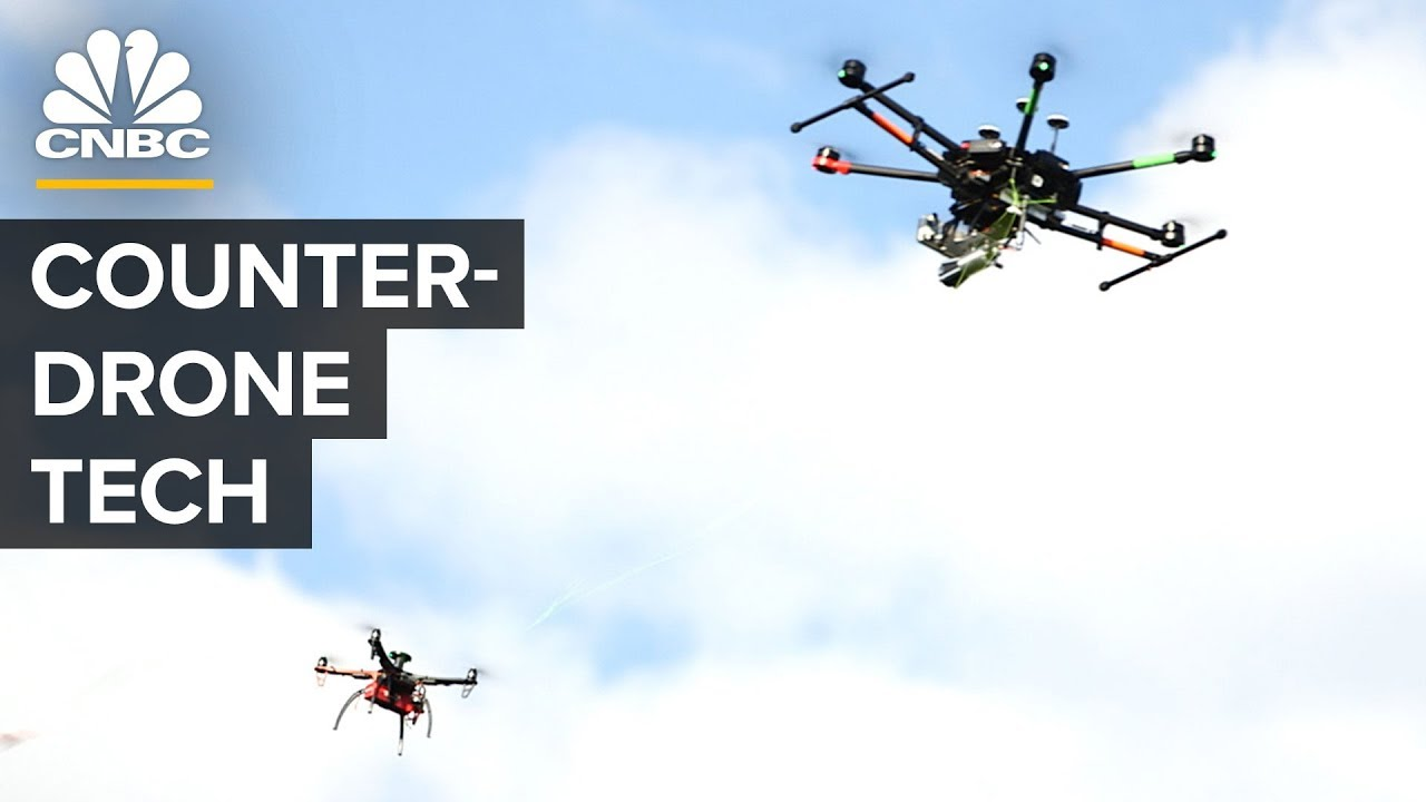 Why We Need Counter-Drone Tech Now More Than Ever