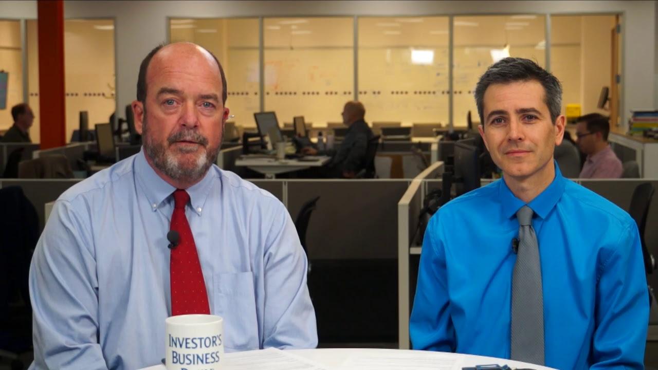 Stocks Off Early Lows; Cisco, Yeti, CyberArk Jump On Earnings