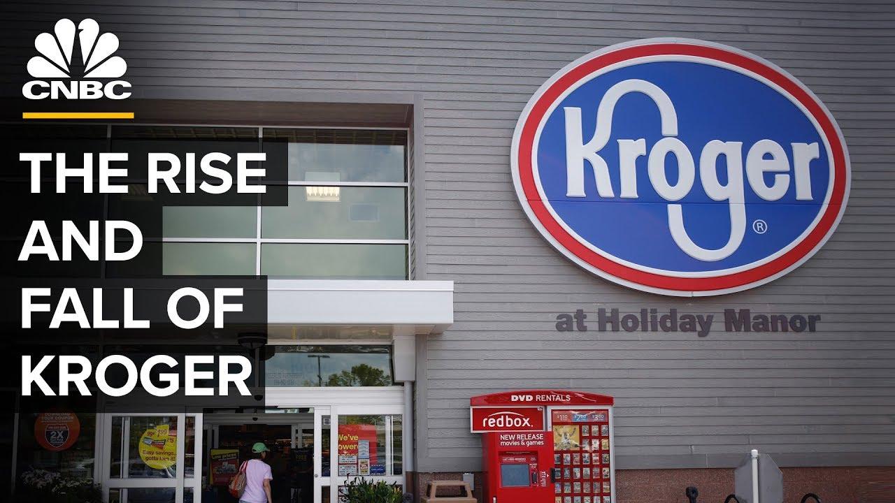 Did Amazon Kill Kroger?