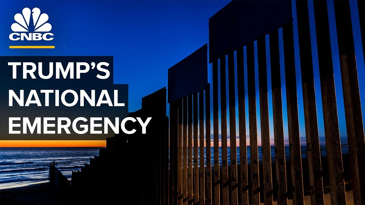 The Legal Battle Over President Trump's National Emergency Declaration