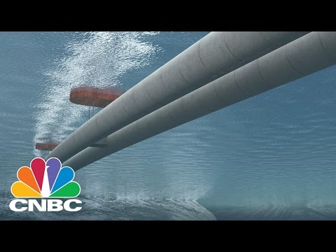 Norway Planning An Underwater Floating Tunnel | CNBC