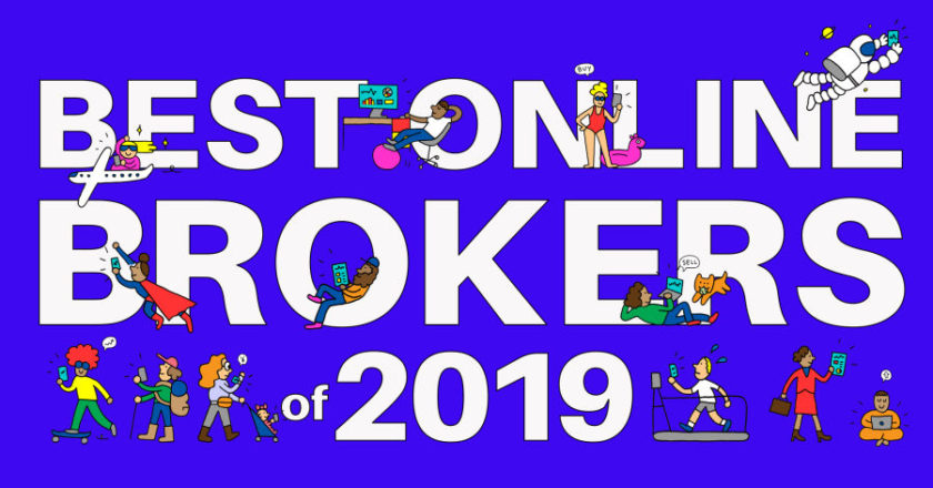Who Are 2019's Best Online Brokers?