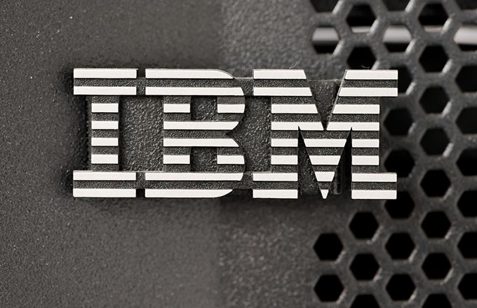 Crypto Initiative Could End IBM's Long-Term Downtrend