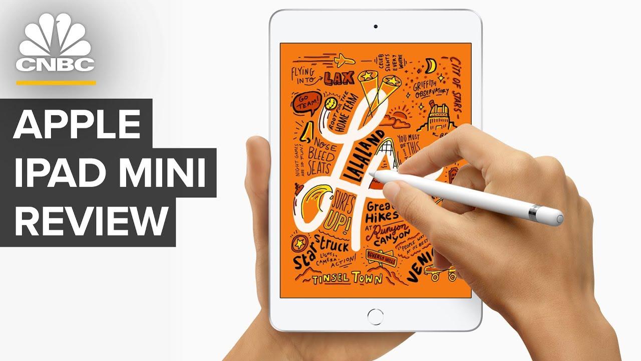 Reviewing Apple's New 5th Generation iPad Mini