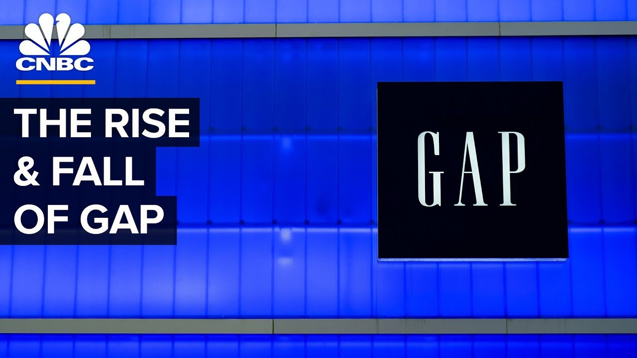 The Rise And Fall of Gap