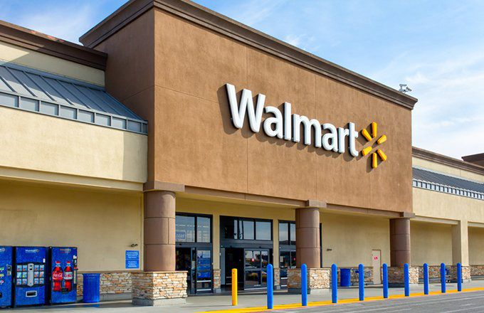 Walmart's Top Companies and Brands