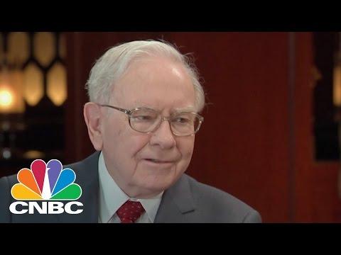 Warren Buffett: Negative Effects Of Low Oil   CNBC