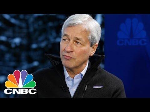 JPMorgan CEO Jamie Dimon: Donald Trump Reforms Could Economy Further Percent | CNBC