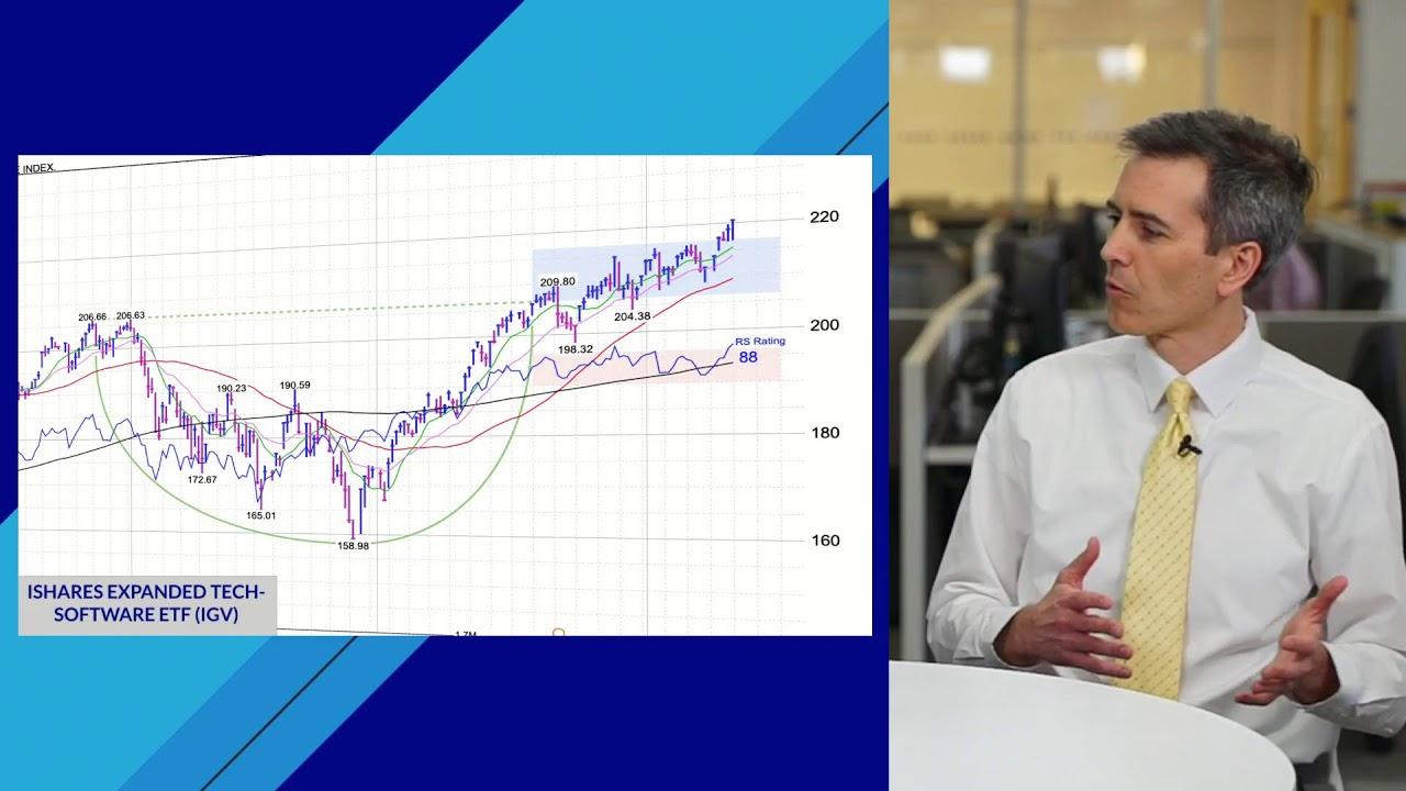 Stocks shrug off Intel warning; software leads as Tesla hits long-term low
