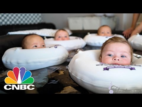 Baby Spa Perth Is Making Waves In The Massage Market | CNBC