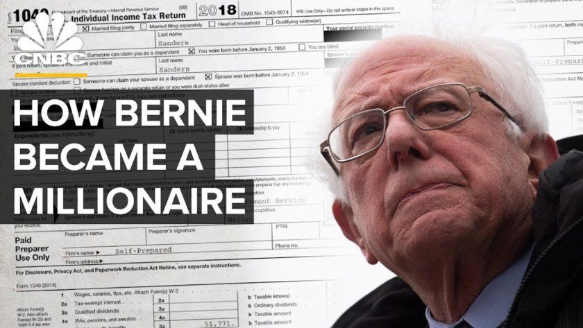 How Bernie Sanders Became A Millionaire