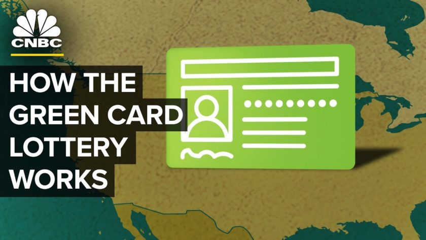 How The Green Card Lottery Actually Works   CNBC