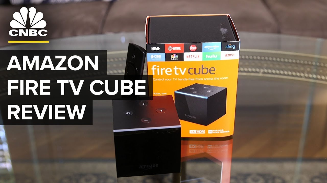 Is The Amazon Fire TV Cube A Must-Buy?