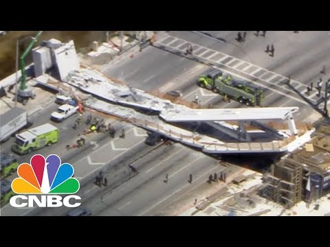 Miami-Dade Police Hold Briefing After Deadly Florida Bridge Collapse | CNBC