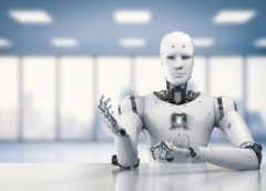 'UBOT' ETF Gains Would Make a Robot Exhibit Emotions