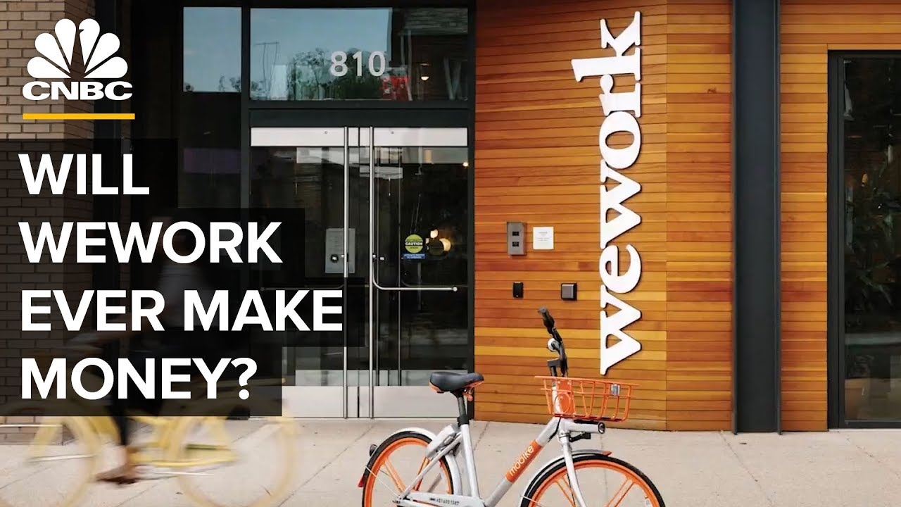 Why WeWork Is Considering An IPO Despite Losing $1.9B in 2018