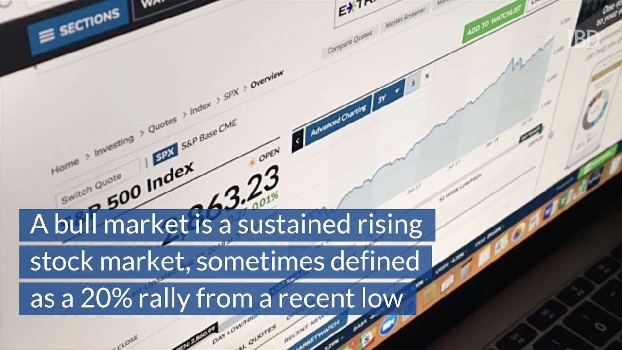 Bull Vs. Bear Market: Here's What They Mean And How You Can Profit
