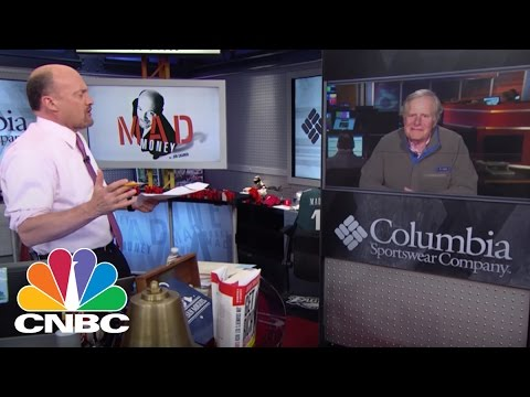 Columbia Sportswear CEO: Growing The Brand | Mad Money | CNBC