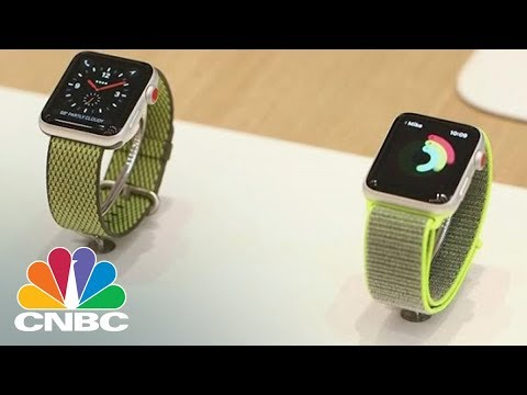 Discounted Apple Watches Will Be Available To Millions Of Life Insurance Customers | CNBC