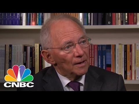 German Finance Minister: President Trump Is Right On NATO Spending | Power Lunch | CNBC