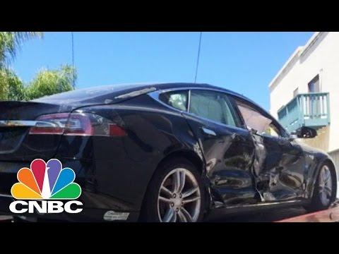 Inside the Tesla Model S   CNBC