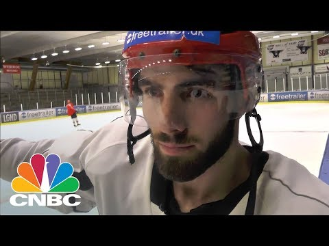 Meet The World's First Professional Athlete Getting Paid In Bitcoin | CNBC
