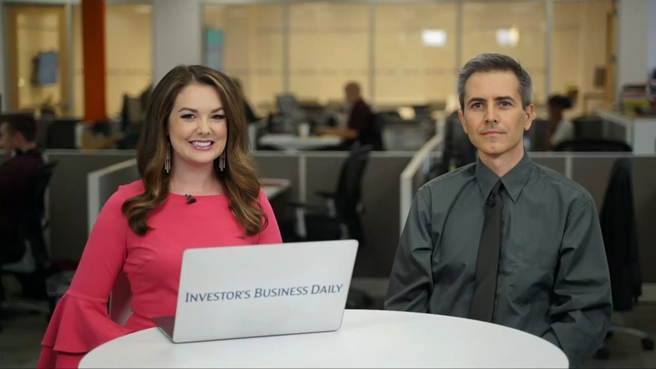 Stocks Rally; United Tech-Raytheon, Salesforce, Upland In Focus