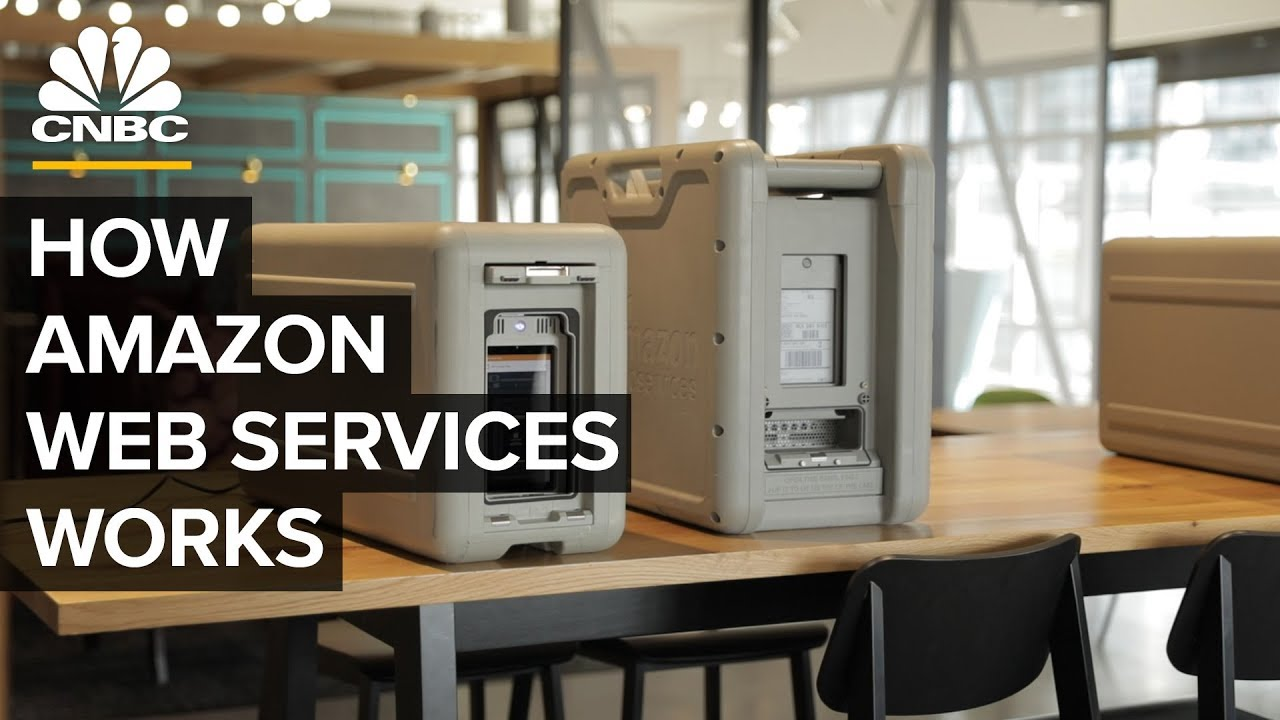 How Amazon Uses Explosive-Resistant Devices To Transfer Data To AWS