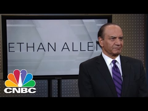 Ethan Allen CEO Farooq Kathwari: Fashionable Fortune? | Mad Money | CNBC