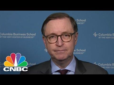 Fmr. CEA Chair Glenn Hubbard: We'll Hear More Of The Davos President Than Twitter President   CNBC