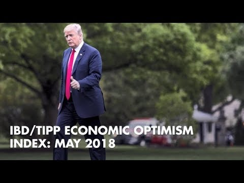 IBD/TIPP Economic Optimism Index: May 2018