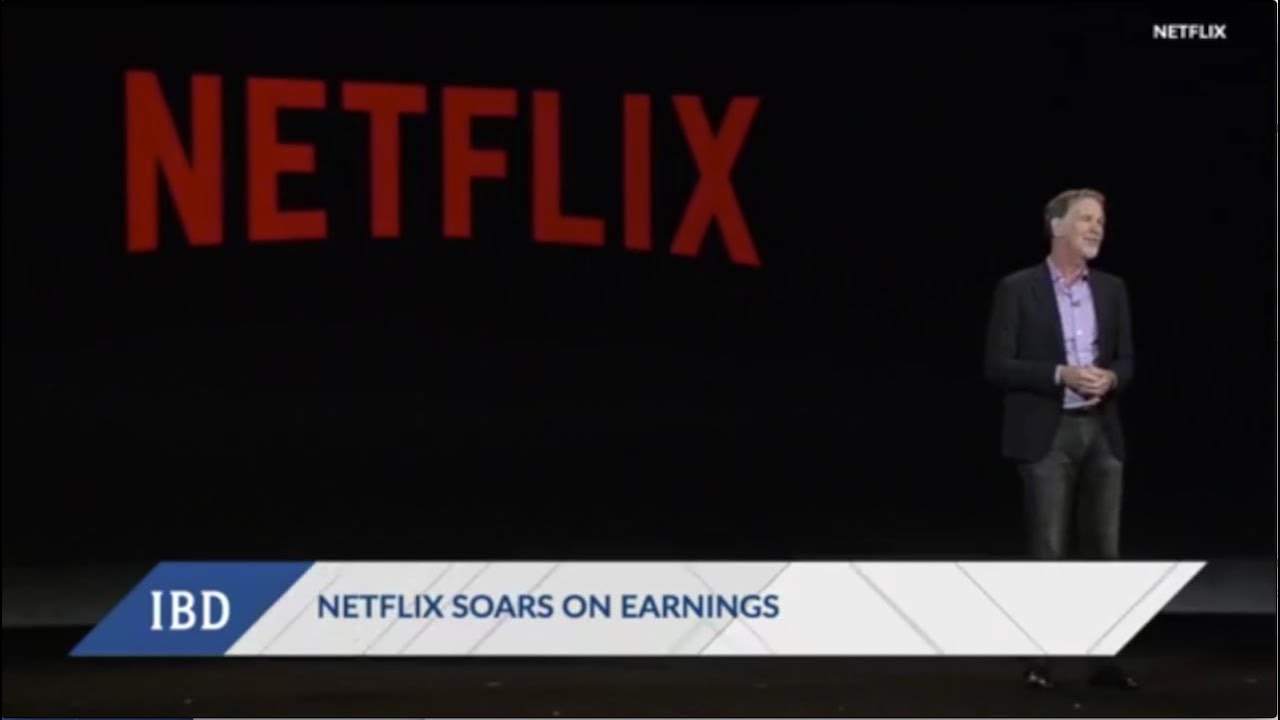 Netflix Gaps Up On Earnings: Here's Why The Stock Could Have Room To Run