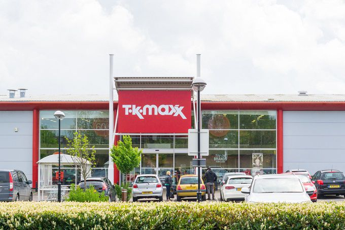 TJX Misses Earnings and Opens Below Key Moving Average