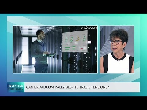 Can Broadcom Stock Rally Despite Trade Tensions?