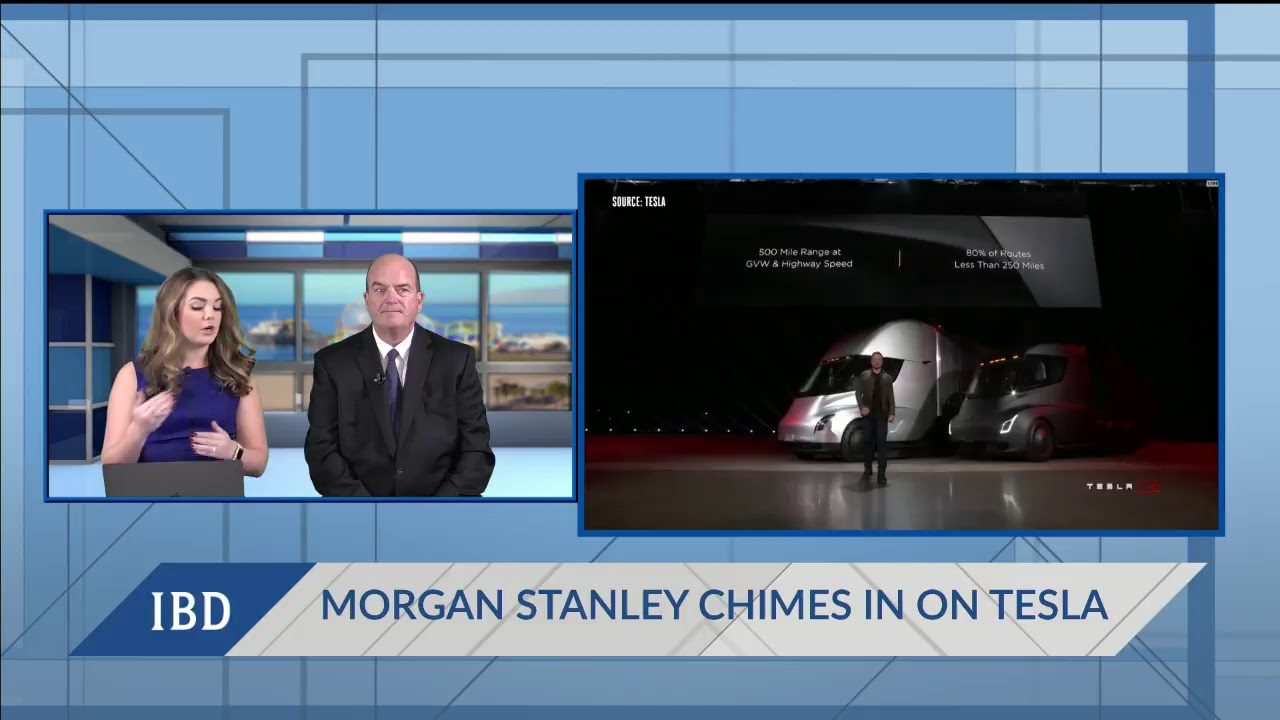 HP, Lowe's, Analog Devices, and Palo Alto Earnings. Morgan Stanley Chimes In On Tesla and More!