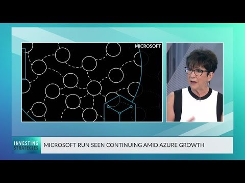 Microsoft Stock Can Run Further Amid Azure Cloud Growth: Strategist